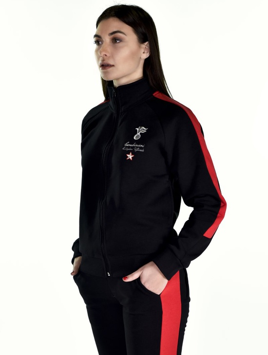 Allievi Felpa Full Zip Donna